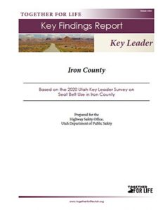 Iron Key Leader Key Findings Report