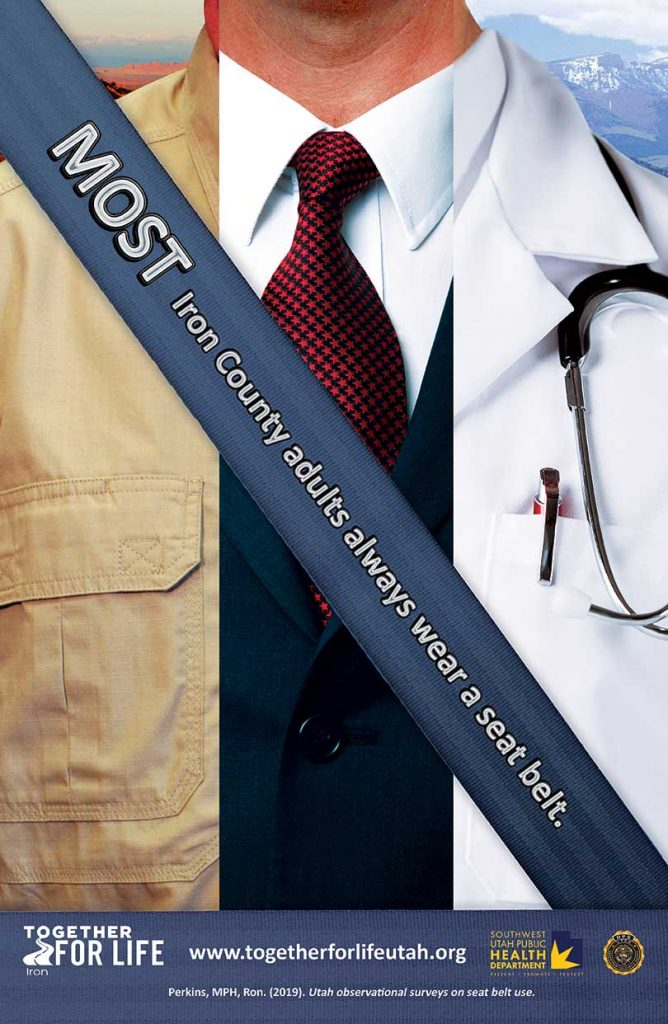 Iron Workplace Poster 1