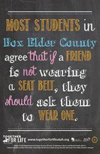 School/Student Poster 1 Box Elder