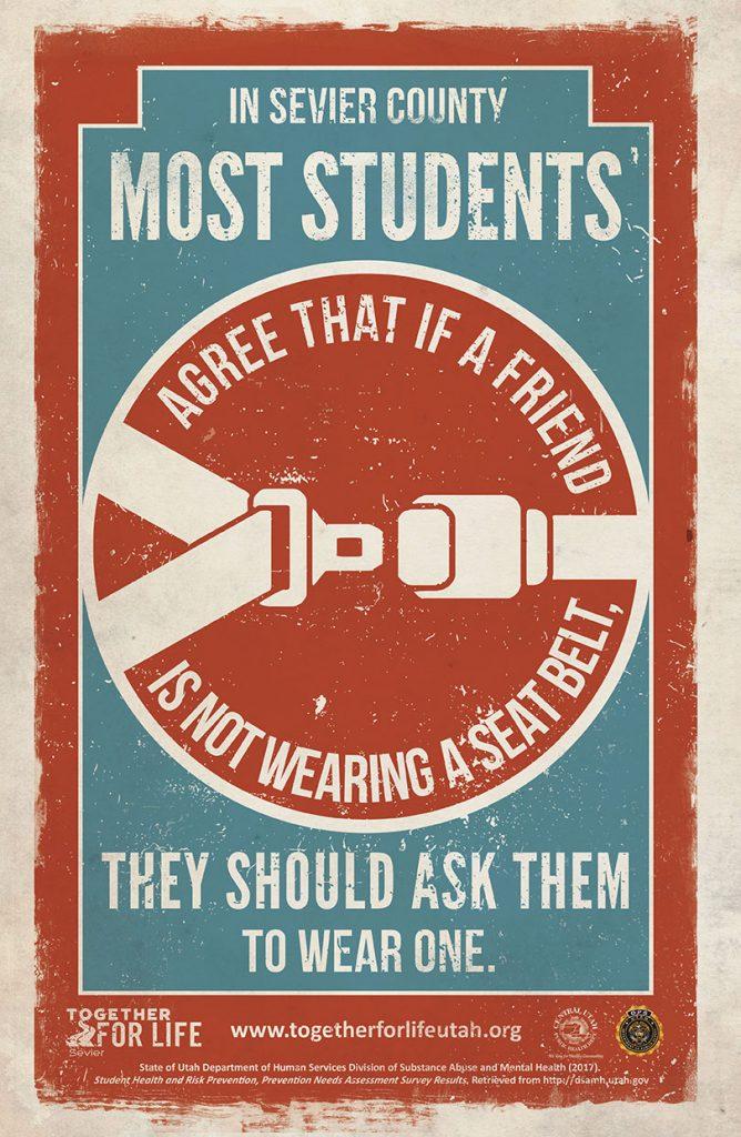 School/Student Poster 3 Sevier