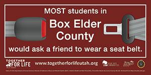 School/Student Banner Box Elder Dale Young